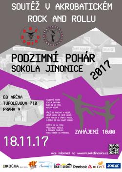 Podzimní pohár Sokola Jinonice