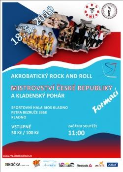 Mistrovství ČR - Formace