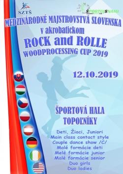 Medzinárodné Majstrovstvá Slovenska - Woodprocessing Cup 2019