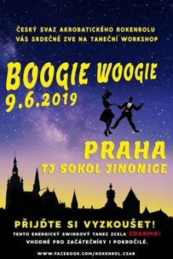 Workshop - Boogie Woogie