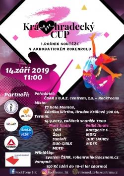 Královéhradecký CUP